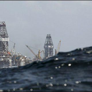 Нефть на Каспии