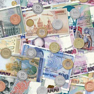 армения-деньги
