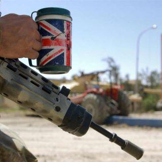 британия-ирак