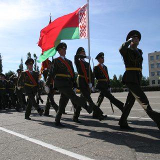 В Белоруссии вступила в силу новая военная доктрина