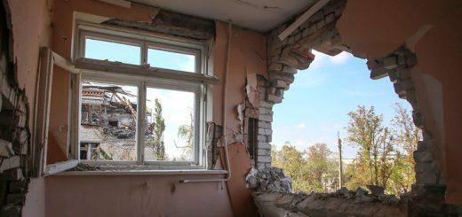 9640 человек погибли в зоне конфликта на востоке Украины