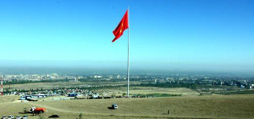 киргизия-флаг
