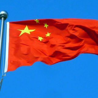 китайский-флаг