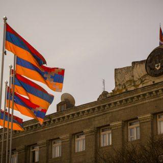 Нагорный Карабах получает новую политическую «прописку»