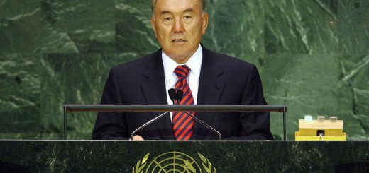Казахстан вошел в Совбез ООН.
