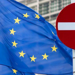 Санкции Евросоюза