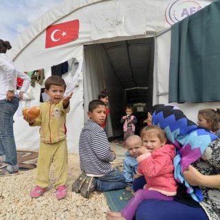 турция-беженцы