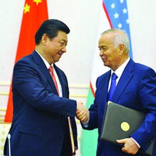 Узбекистан и Китай – друзья в трудную минуту