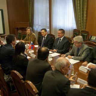 В конце июля возможна встреча министров экономики России и Турции
