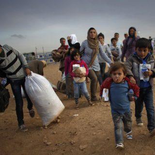 Турция грозит ЕС пересмотром договора о беженцах