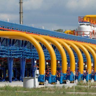 Украина увеличит транзит российского газа в Европу