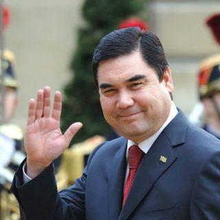 Президент Туркменистана Гурбангулы Бердымухамедов идет на третий срок.