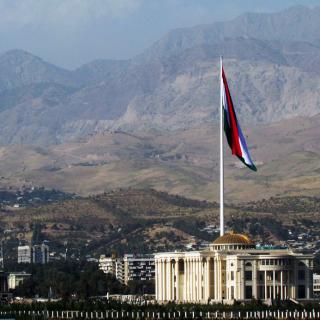 9 августа в Душанбе стартовал Международный симпозиум «Достижение всеобщего доступа к воде и санитарии».