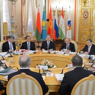 Александр Гусев: унификация законодательств стран ЕврАзЭС ускорит интеграцию