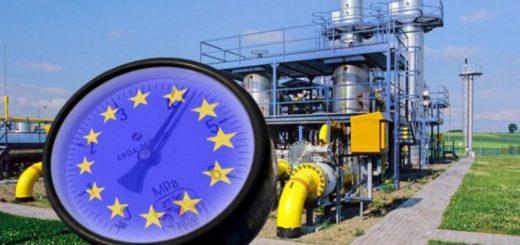 В Европе увеличился спрос на российский газ