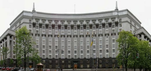 Кабмин Украины принял план восстановления регионов Донбасса