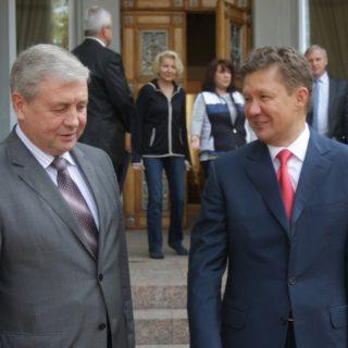 Миллер и Семашко обсудили сотрудничество в газовой сфере