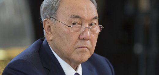 Назарбаев: Казахстан сейчас находится в кризисе