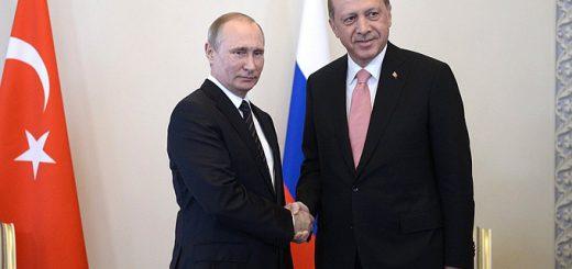 Путин и Эрдоган решили начать с нуля