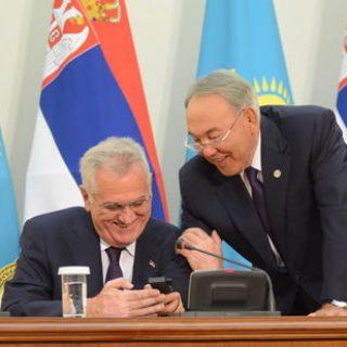 Казахстан считает Сербию основным партнером на Балканах