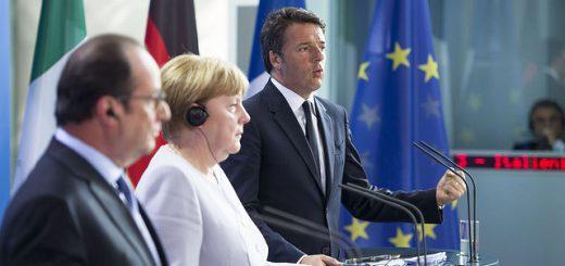 Европейские политики ищут смысл в сохранении ЕС.