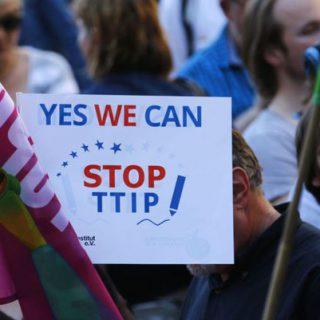 Франция выступает за прекращение переговоров по TTIP