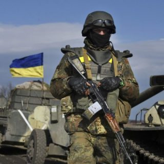 Украина готова к большой войне