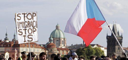 Чехия отказывается принимать беженцев в этом году