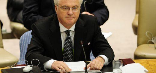 Виталий Чуркин подвел итоги экстренного заседания Совбеза ООН по Крыму
