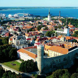 За 25 лет независимости население Эстонии сократилось на 17%