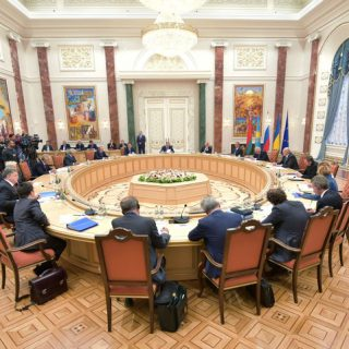 Прошедшее 26 августа очередное заседание Трёхсторонней контактной группы в Минске украинские СМИ называют «прорывом».