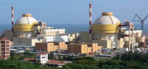 Индия ввела в промышленную эксплуатацию первый блок АЭС «Куданкулам», построенный с участием России
