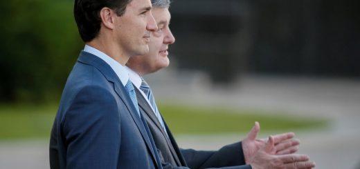 Канада завоевывает Киев экономически