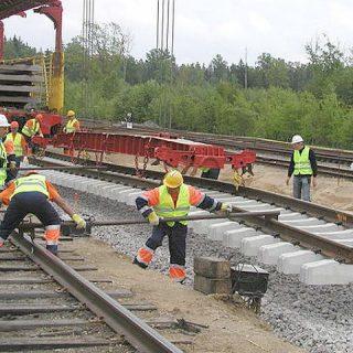 ЕС может отобрать деньги, выделенные странам Балтии на железную дорогу