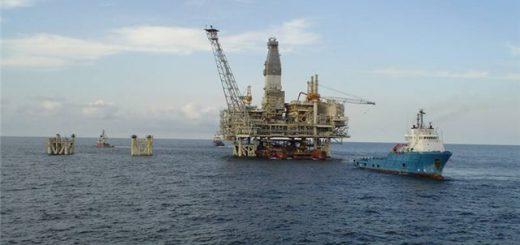 Добыча нефти в Азербайджане