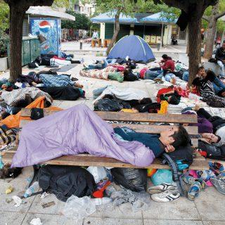 Евросоюз выделил Греции 115 миллионов евро