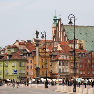 Представители стран ЕС, не входящих в еврозону, соберутся в Варшаве