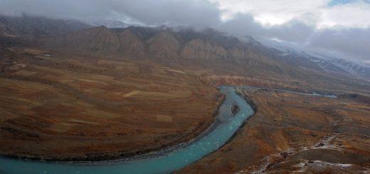Вода в Центральной Азии