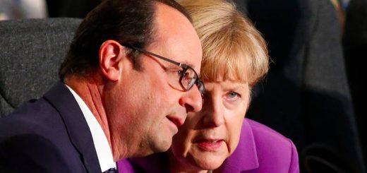 """Франция и Германия продолжат работу в """"нормандском формате"""""""
