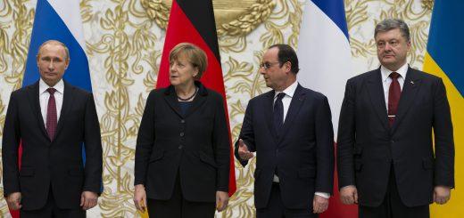 Германия верит в нормандский формат