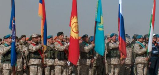 На евразийском пространстве активно проходят многосторонние военные учения.