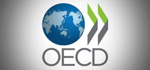 Организация экономического сотрудничества и развития (ОЭСР) снизила прогноз роста экономик стран Прибалтики