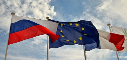 Франция готова обсуждать создание торговой зоны Россия-ЕС
