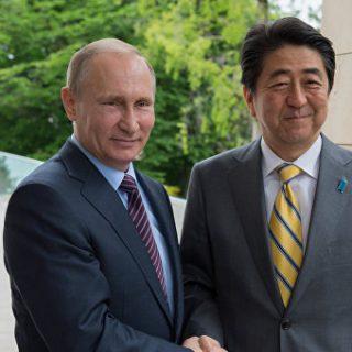 Россия и Япония обсудили расширение сотрудничества в восьми областях экономики