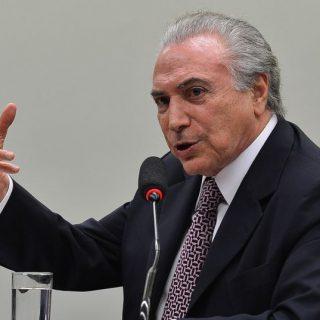 Мишел Темер: Бразилия подтверждает свои обязательства перед БРИКС