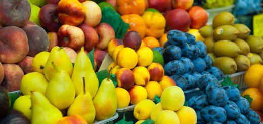 Импорт фруктов