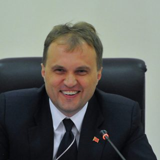 Экс-президент Приднестровья Евгений Шевчук