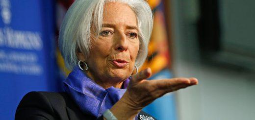Глава МВФ считает, что Россия находится на пути к устойчивому росту экономики