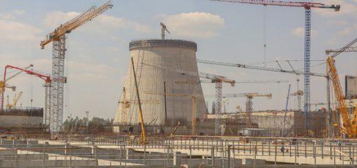 Запуск Белорусской АЭС перенесен на 2019 год