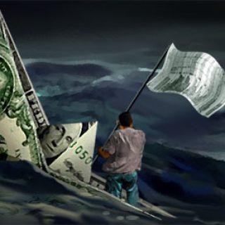 Июньская волна прошедшего кризиса
